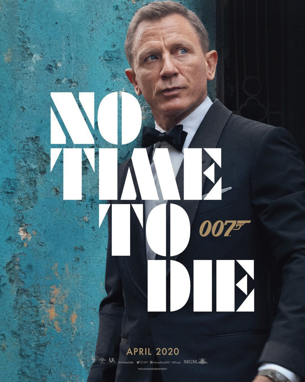 James Bond tái xuất trong No Time To Die, công chiếu đầu năm tới - Ảnh 3.