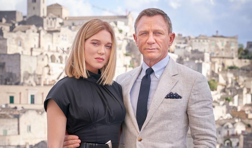 James Bond tái xuất trong No Time To Die, công chiếu đầu năm tới - Ảnh 4.