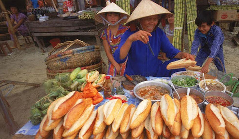 Bánh mì - 'siêu sandwich' Việt Nam chinh phục thế giới lên báo Hong Kong - Ảnh 4.