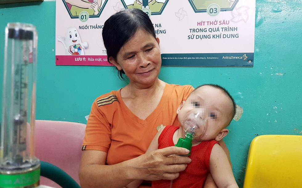 Trẻ mắc bệnh nhiễm siêu vi, hô hấp tăng vọt - Ảnh 3.