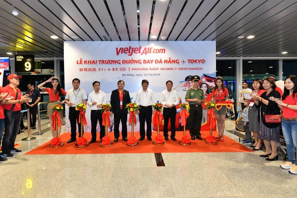 Vietjet khai trương đường bay thẳng đầu tiên đến sân bay Haneda - Ảnh 2.