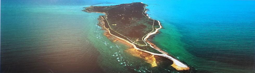 Lộng lẫy và choáng ngợp biển đảo từ trên cao của Giản Thanh Sơn - Ảnh 16.