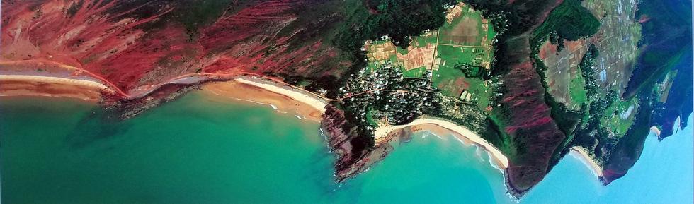 Lộng lẫy và choáng ngợp biển đảo từ trên cao của Giản Thanh Sơn - Ảnh 15.