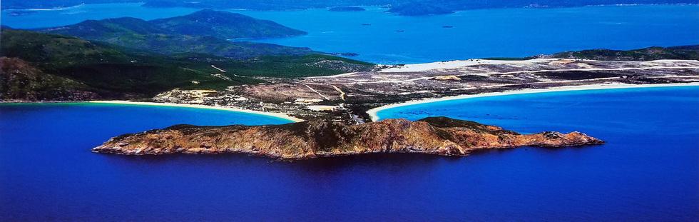 Lộng lẫy và choáng ngợp biển đảo từ trên cao của Giản Thanh Sơn - Ảnh 11.