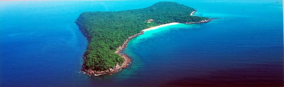 Lộng lẫy và choáng ngợp biển đảo từ trên cao của Giản Thanh Sơn - Ảnh 10.