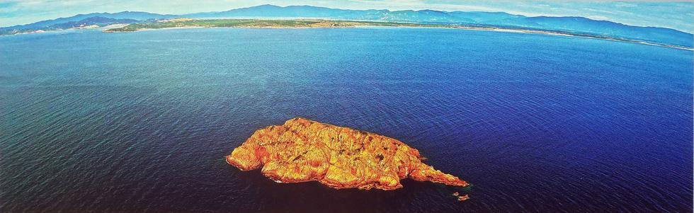 Lộng lẫy và choáng ngợp biển đảo từ trên cao của Giản Thanh Sơn - Ảnh 8.