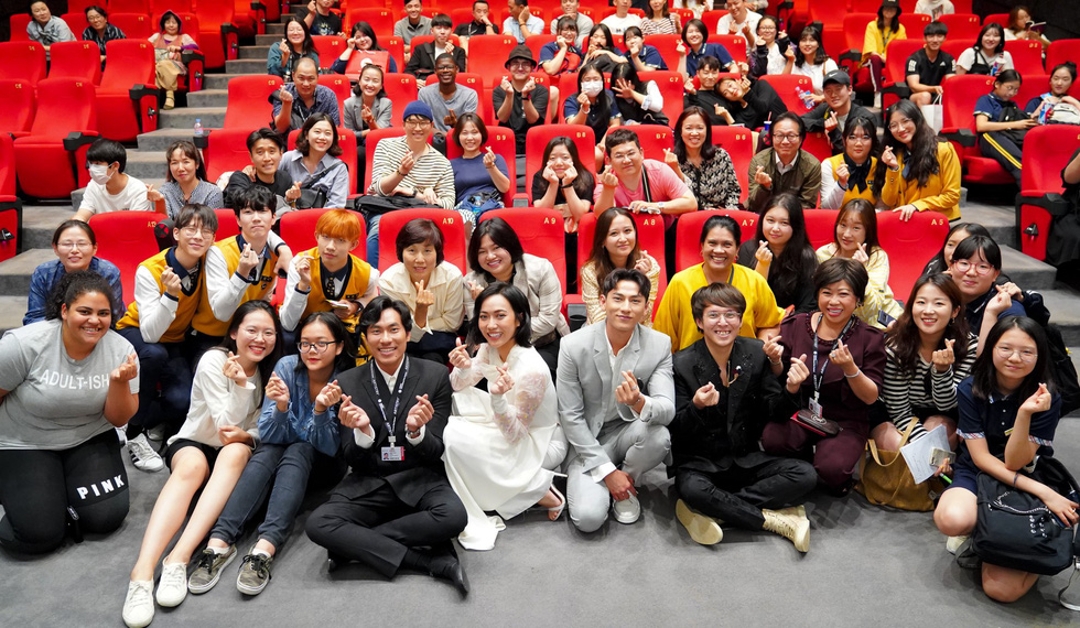Điện ảnh Việt được chào đón tại liên hoan phim Busan 2019 - Ảnh 2.
