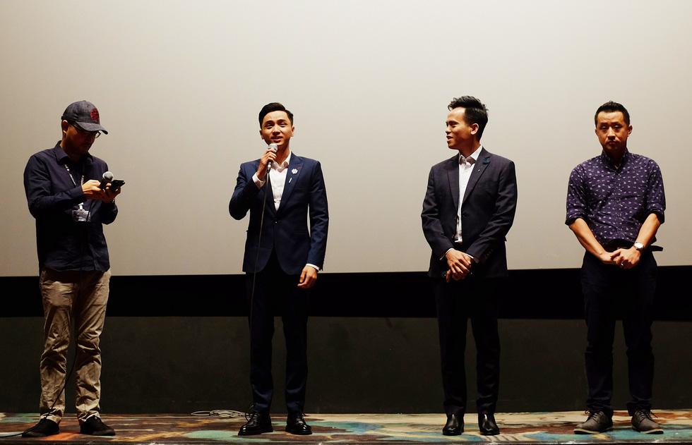 Phim kinh dị Việt Bắc Kim Thang ám ảnh người xem ở Busan - Ảnh 7.