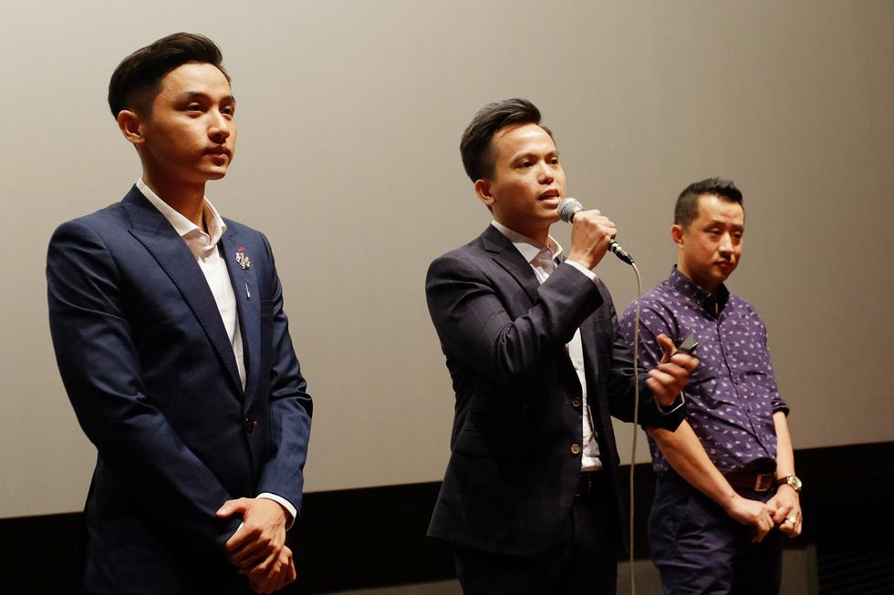 Phim kinh dị Việt Bắc Kim Thang ám ảnh người xem ở Busan - Ảnh 8.