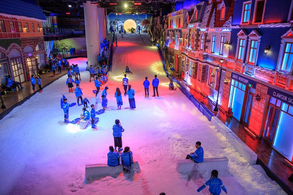 Snow Town giảm giá 20% mừng khai trương diện mạo mới - Ảnh 3.