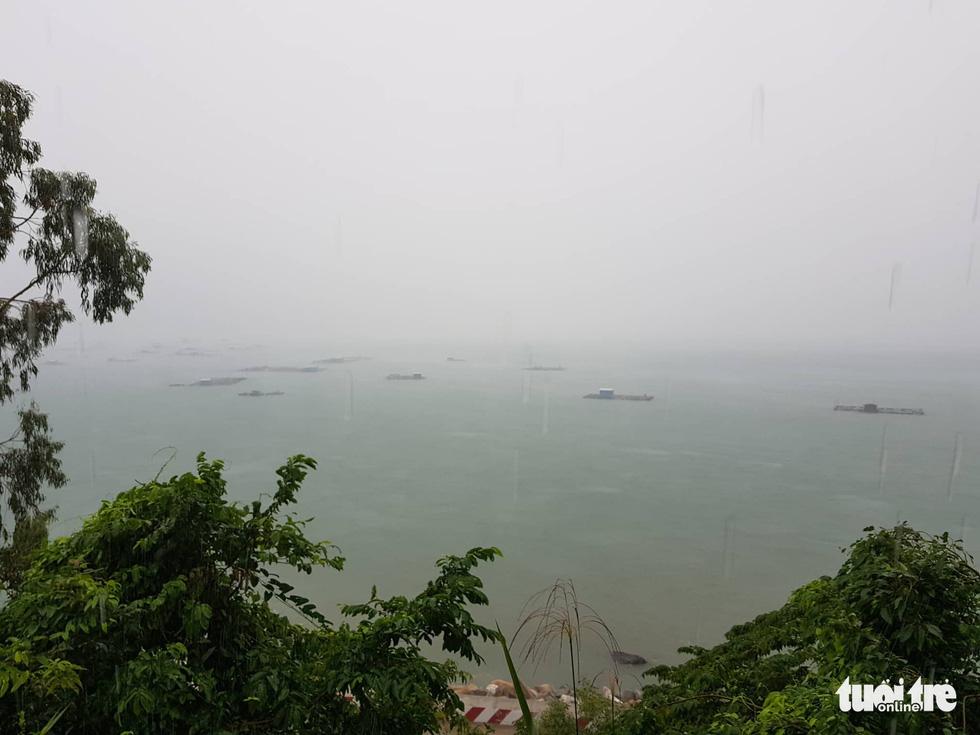 Tâm bão số 6 dự báo đổ bộ vào Phú Yên: Các địa phương tất bật đối phó - Ảnh 2.
