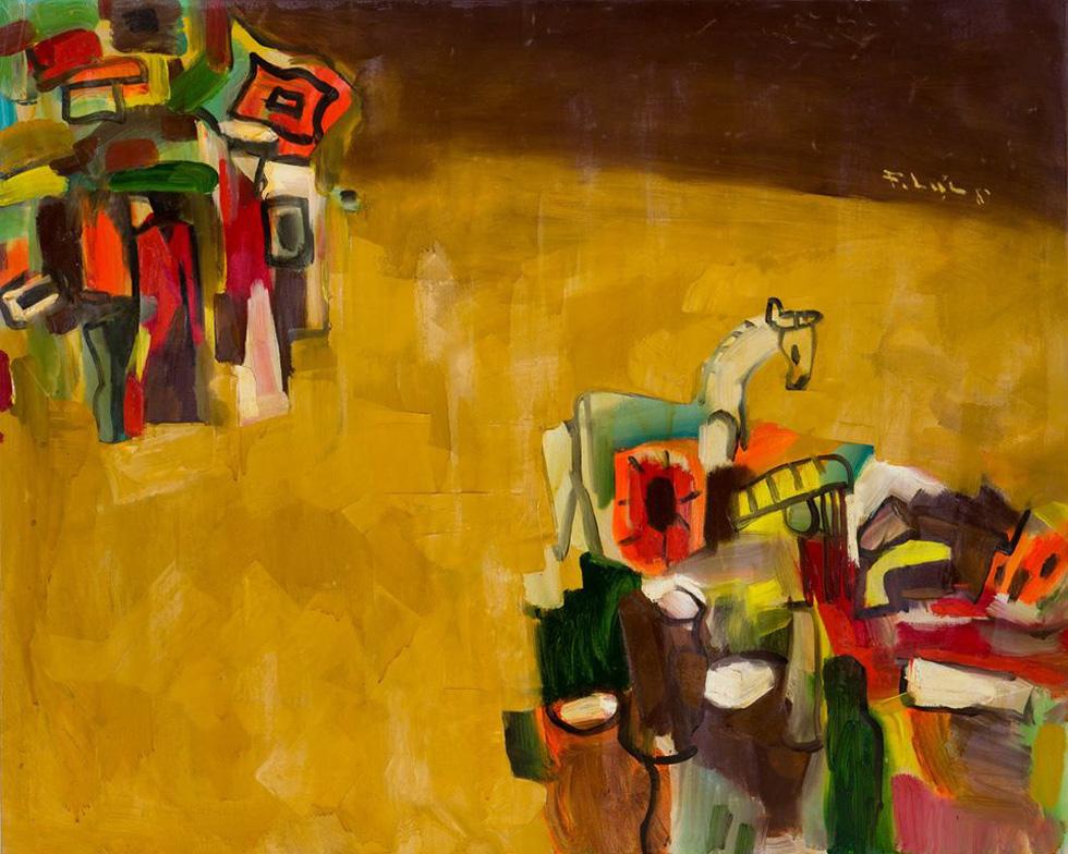 Ngắm muôn vẻ khỏa thân trong tranh của Phạm Lực - Ảnh 11.