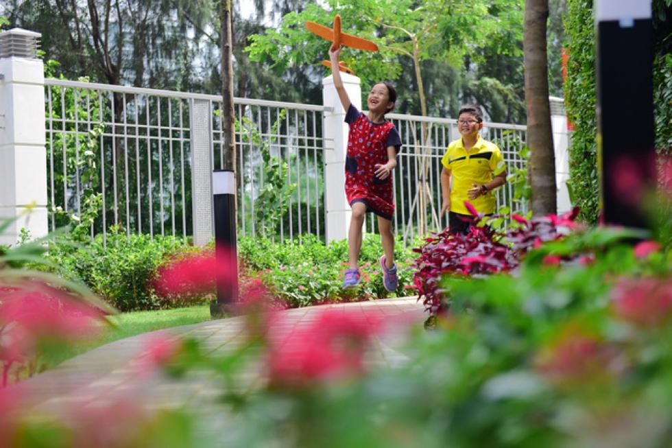 Khám phá cuộc sống sang chảnh ở biệt thự cảnh quan tại Phú Mỹ Hưng - Ảnh 6.