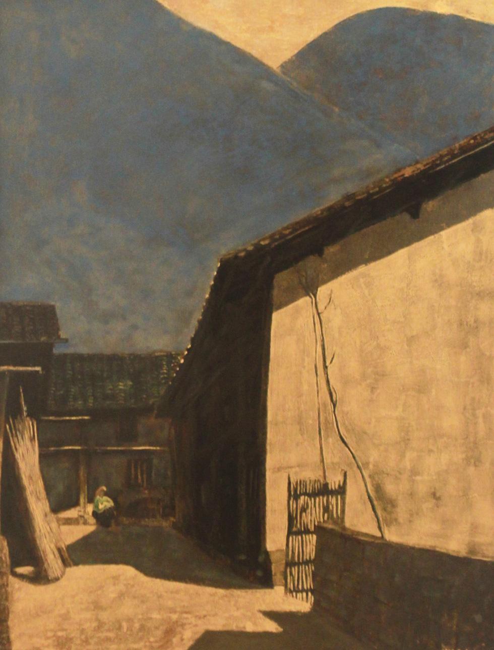 Thưởng lãm tranh và trải nghiệm nghệ thuật số - Ảnh 8.