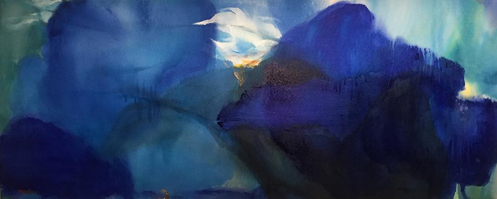 Thưởng lãm tranh và trải nghiệm nghệ thuật số - Ảnh 10.