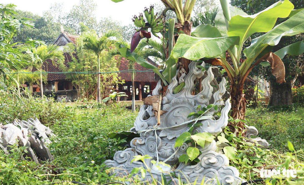 Toàn cảnh chùa Linh Sâm triệu đô xây chui trên đất di tích đền cổ - Ảnh 15.