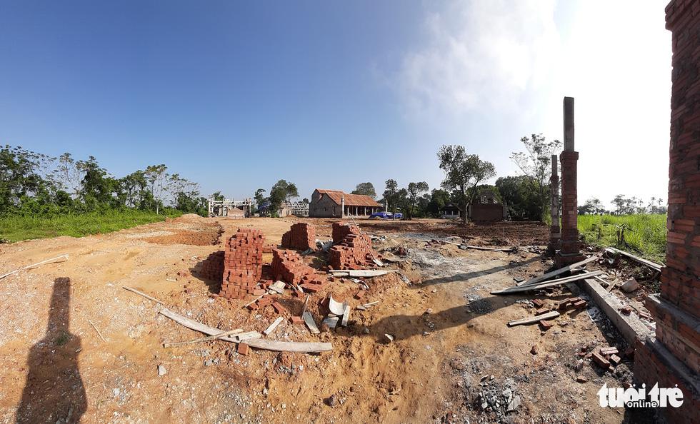 Toàn cảnh chùa Linh Sâm triệu đô xây chui trên đất di tích đền cổ - Ảnh 5.