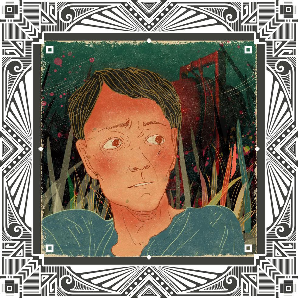 Trăm năm Dạ cổ hoài lang, ngắm bộ tranh về cuộc đời của Cao Văn Lầu - Ảnh 13.