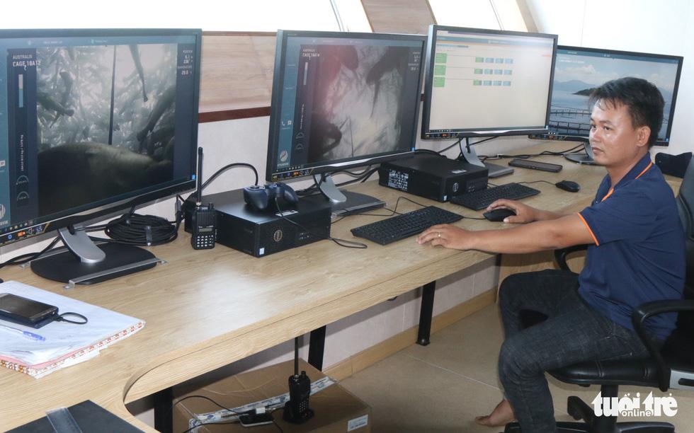 Nuôi cá công nghệ mới: có bão cũng chẳng lo - Ảnh 11.