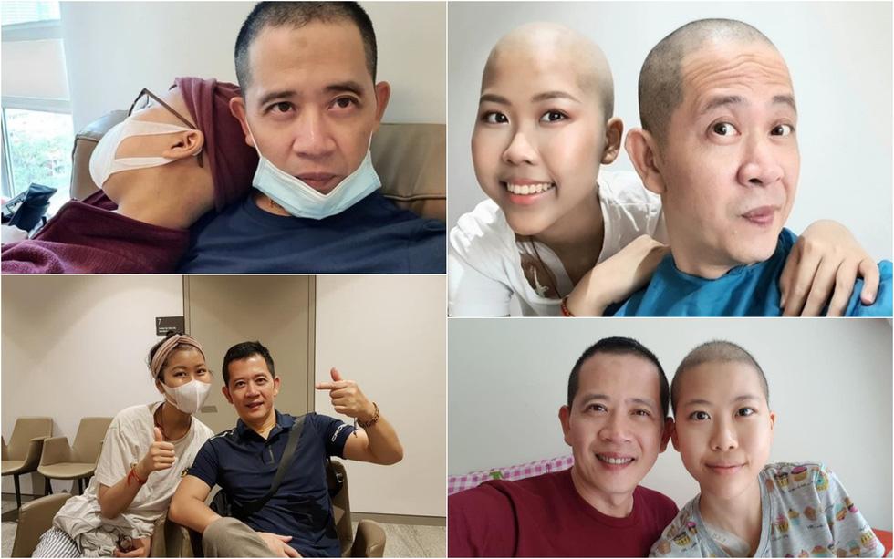 Hành trình chữa ung thư của cha con đạo diễn Đỗ Đức Thành vừa khép lại - Ảnh 1.