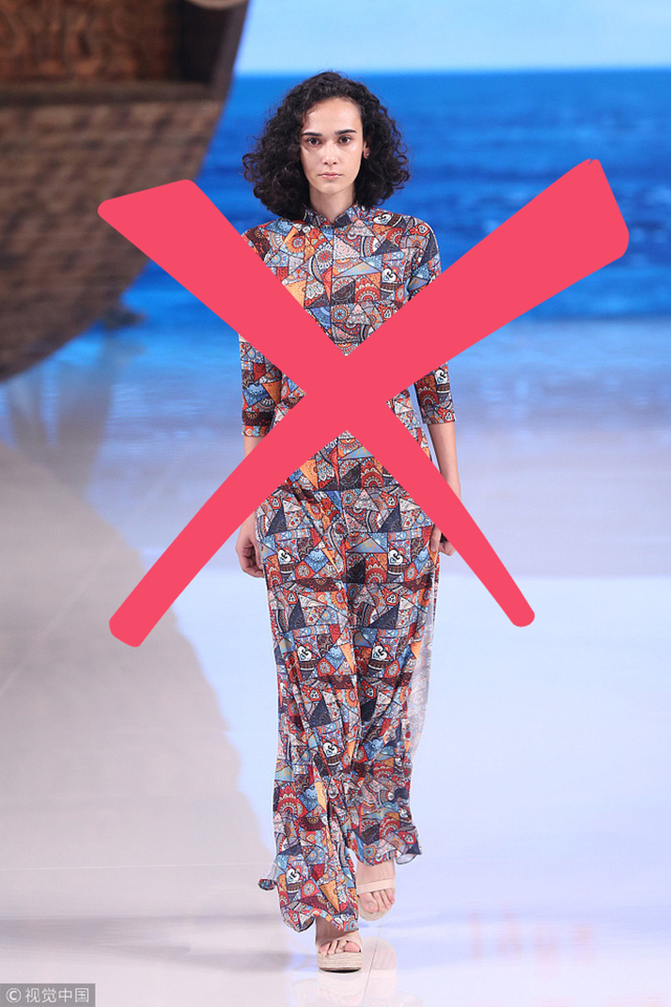 Nhà thiết kế Trung Quốc từng xài mẫu áo dài Việt, giờ nói về phẩm giá trang phục Trung Quốc - Ảnh 4.