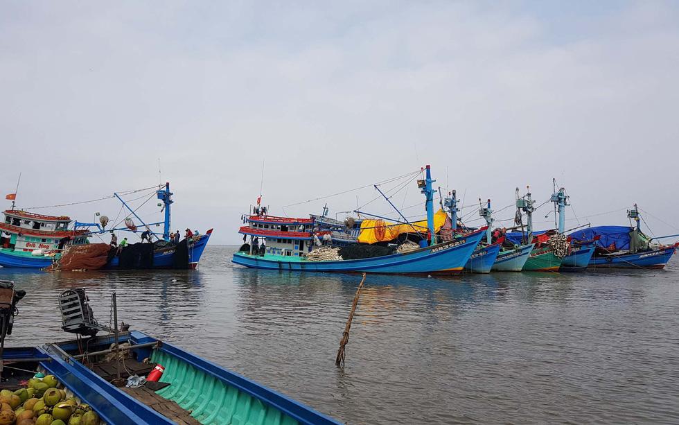 Vụ thiết bị giám sát hành trình tàu cá nằm bờ: Phạt tiền tỉ để cứu cả ngành - Ảnh 1.