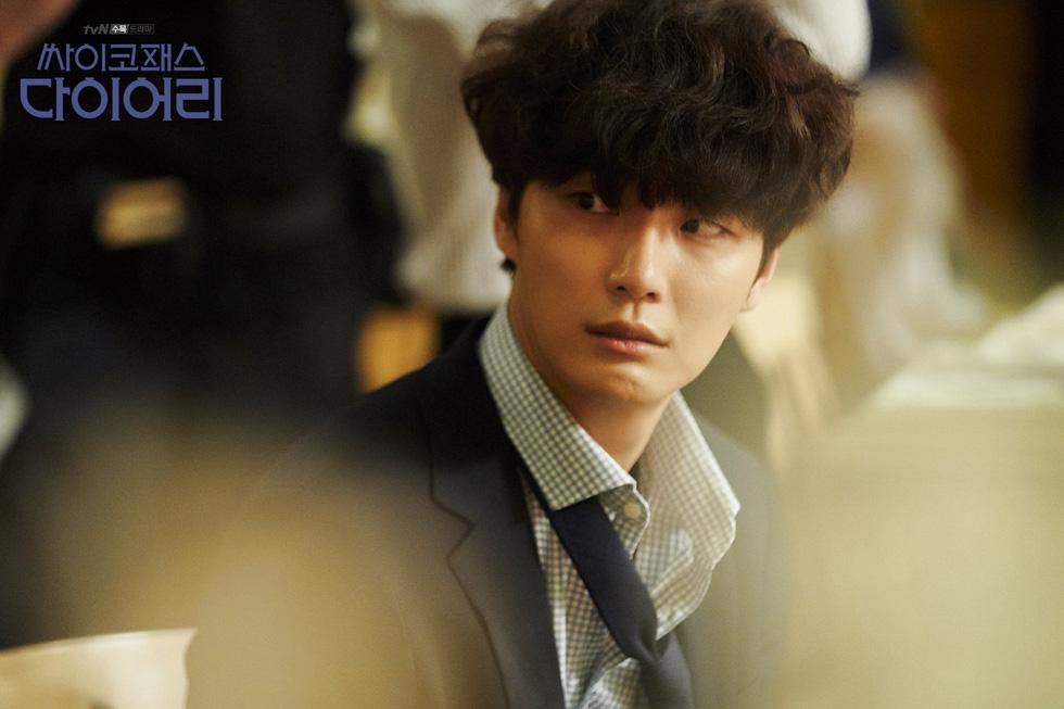 Yoon Shi Yoon rối loạn đa nhân cách trong phim mới: Psychopath Diary - Ảnh 1.
