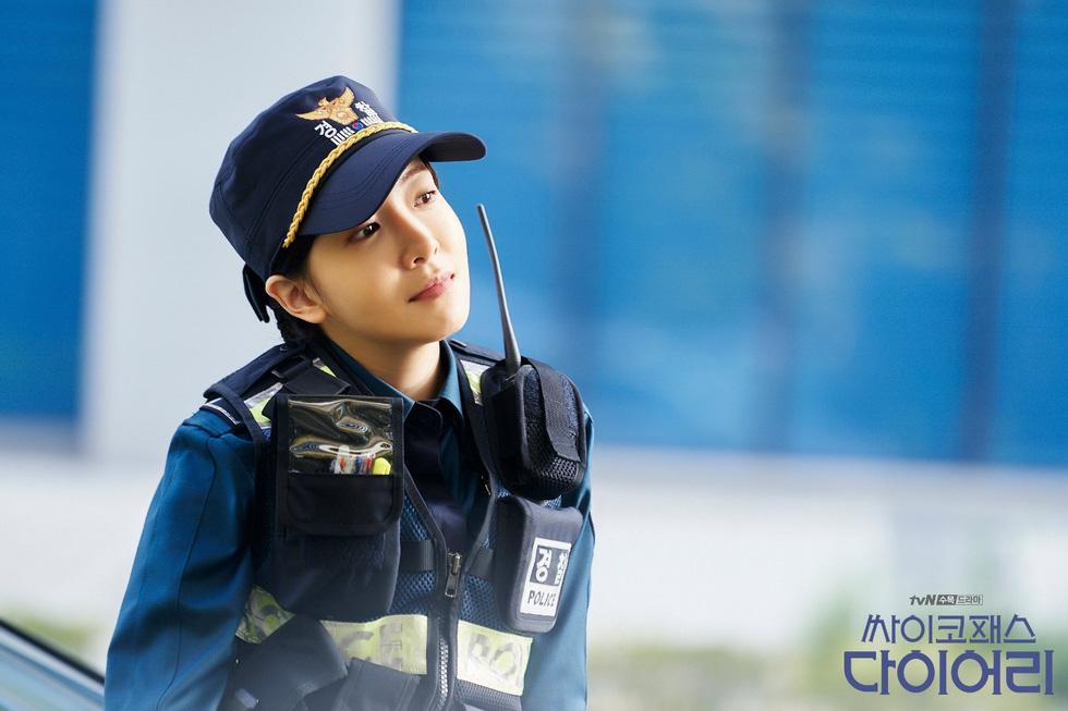 Yoon Shi Yoon rối loạn đa nhân cách trong phim mới: Psychopath Diary - Ảnh 6.