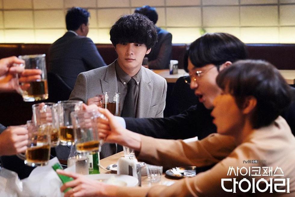 Yoon Shi Yoon rối loạn đa nhân cách trong phim mới: Psychopath Diary - Ảnh 8.
