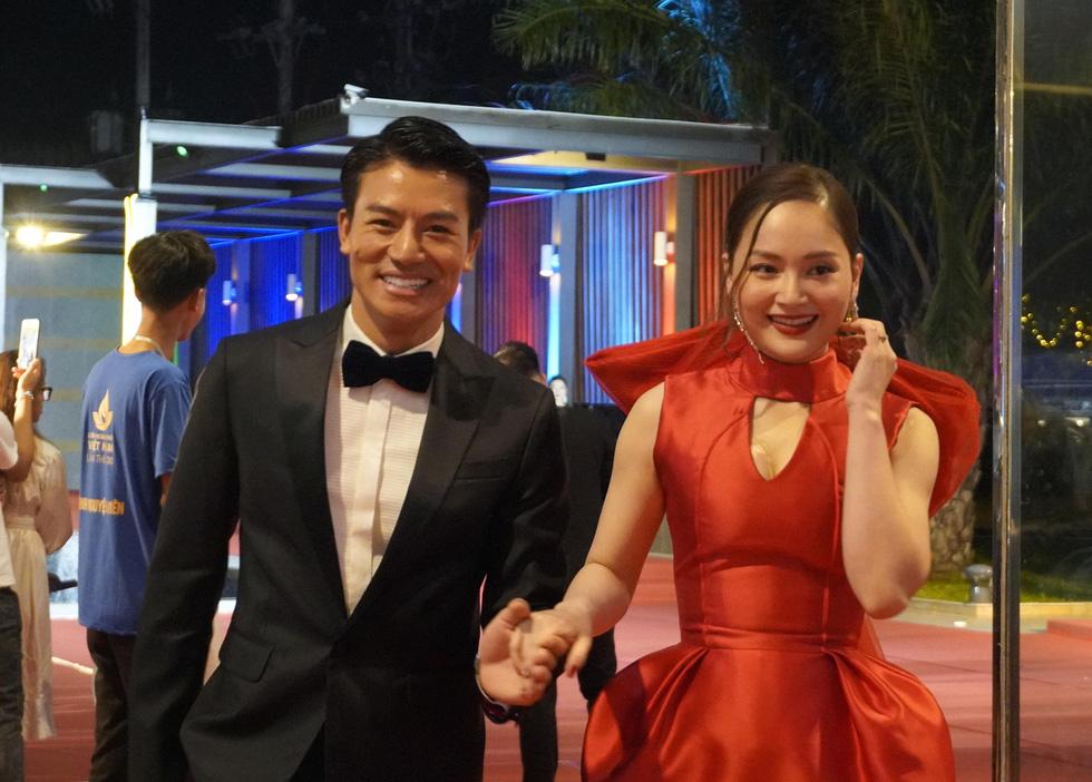 Nhiều nghệ sĩ trẻ dự khai mạc Liên hoan phim Việt Nam 2019 - Ảnh 5.