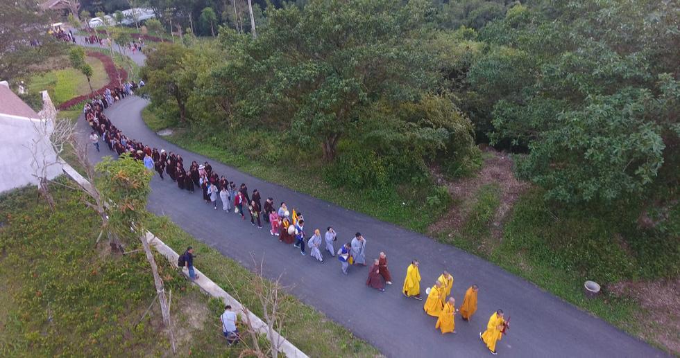 Tưởng niệm 711 năm Phật hoàng Trần Nhân Tông nhập niết bàn - Ảnh 4.