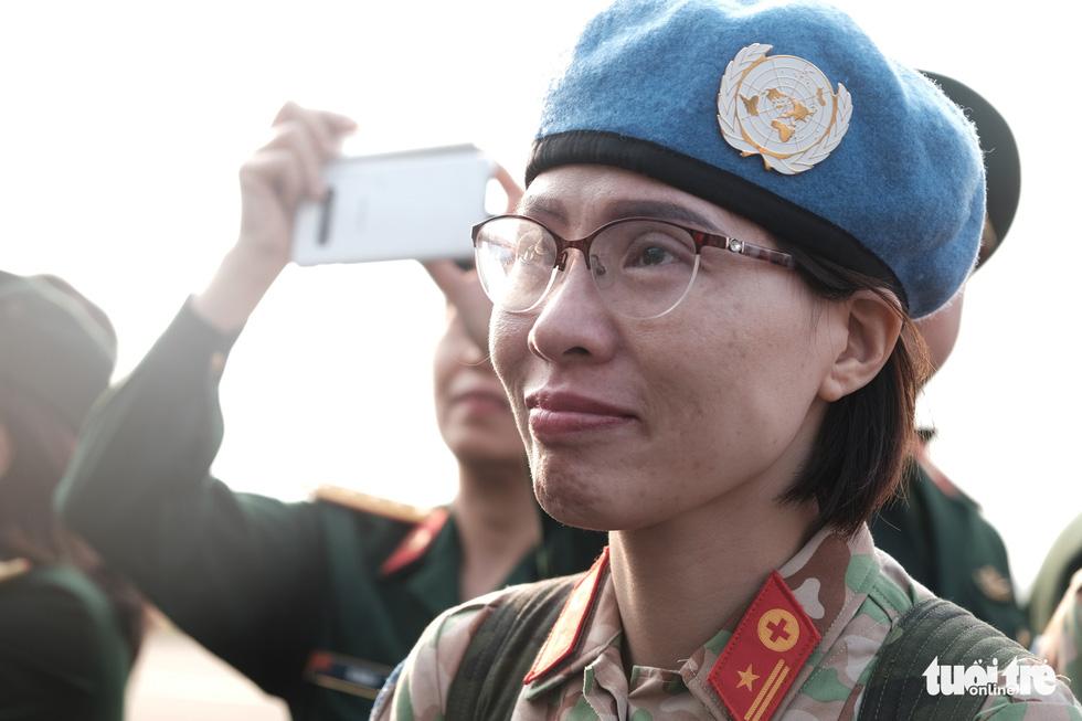 Ngựa thồ C17 Úc đưa quân nhân Việt Nam đi Nam Sudan gìn giữ hoà bình - Ảnh 14.