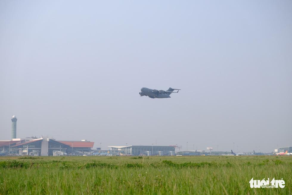 Ngựa thồ C17 Úc đưa quân nhân Việt Nam đi Nam Sudan gìn giữ hoà bình - Ảnh 18.