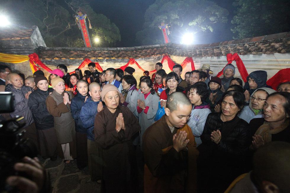 Tưởng niệm 711 năm Phật hoàng Trần Nhân Tông nhập niết bàn - Ảnh 8.