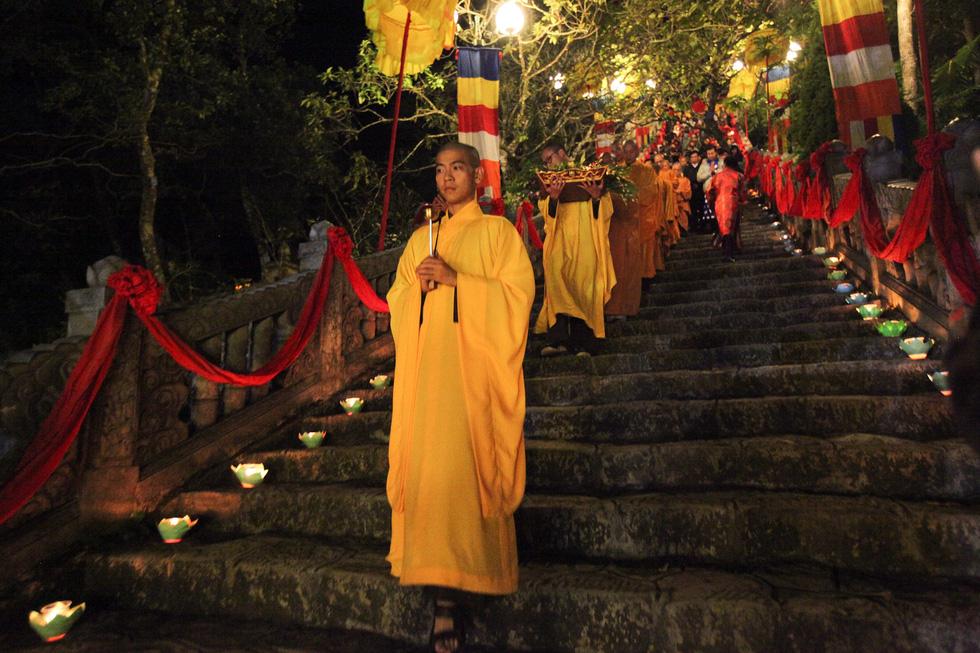 Tưởng niệm 711 năm Phật hoàng Trần Nhân Tông nhập niết bàn - Ảnh 5.