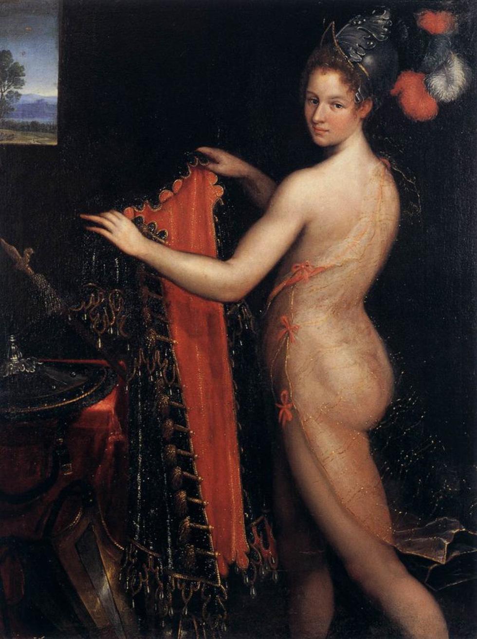 Nữ họa sĩ và 500 năm lộng lẫy: bất chấp định kiến, vẽ tranh khỏa thân - Ảnh 4.