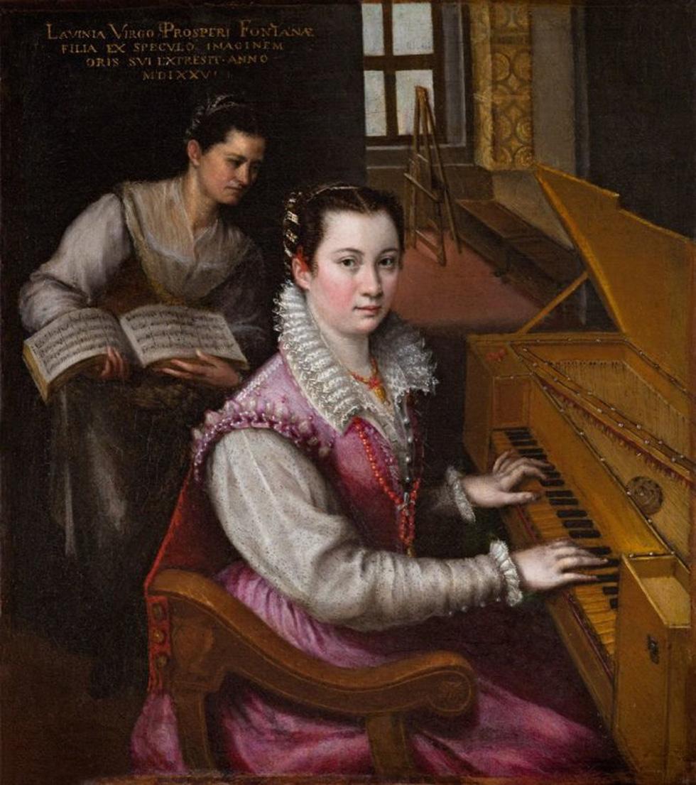 Nữ họa sĩ và 500 năm lộng lẫy: bất chấp định kiến, vẽ tranh khỏa thân - Ảnh 5.