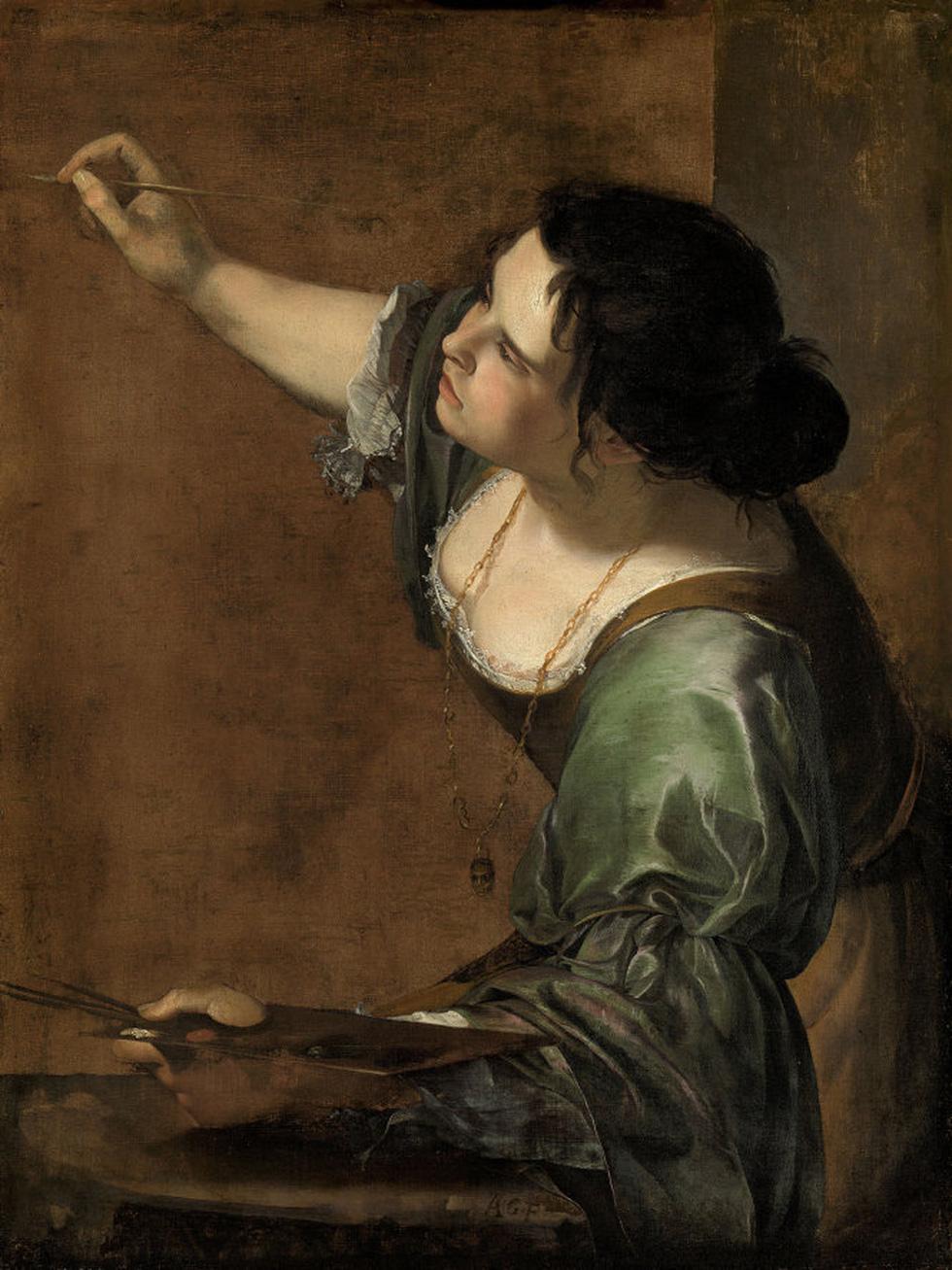 Nữ họa sĩ và 500 năm lộng lẫy: bất chấp định kiến, vẽ tranh khỏa thân - Ảnh 6.