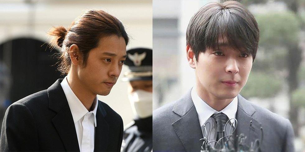 Bê bối tình dục, Jung Joon Young và Choi Jong Hoon bị kết án tù giam - Ảnh 1.