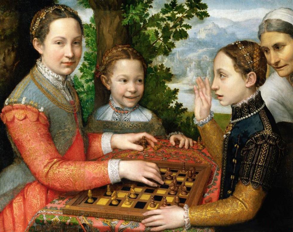 Nữ họa sĩ và 500 năm lộng lẫy: bất chấp định kiến, vẽ tranh khỏa thân - Ảnh 2.