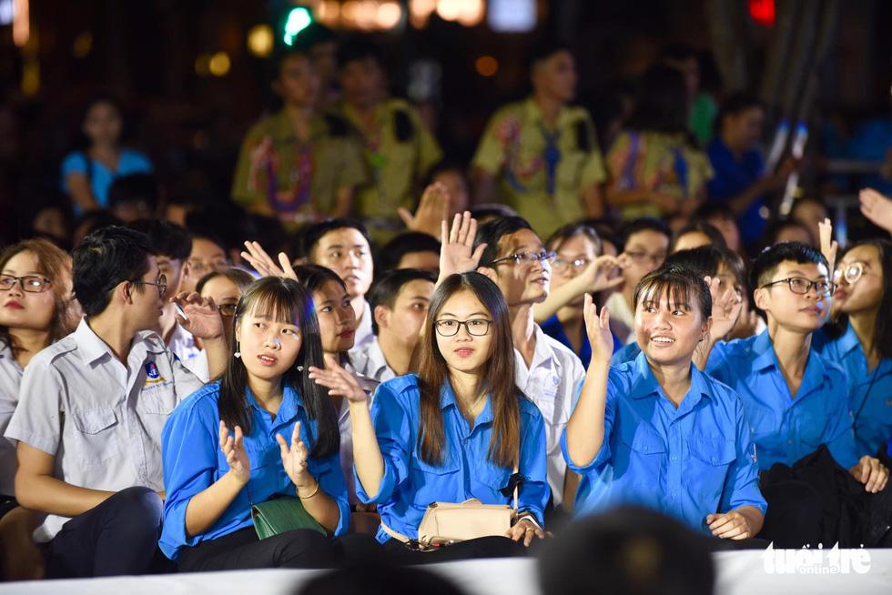 Anh Ngô Minh Hải tái đắc cử Chủ tịch Hội LHTN VN TP.HCM - Ảnh 4.