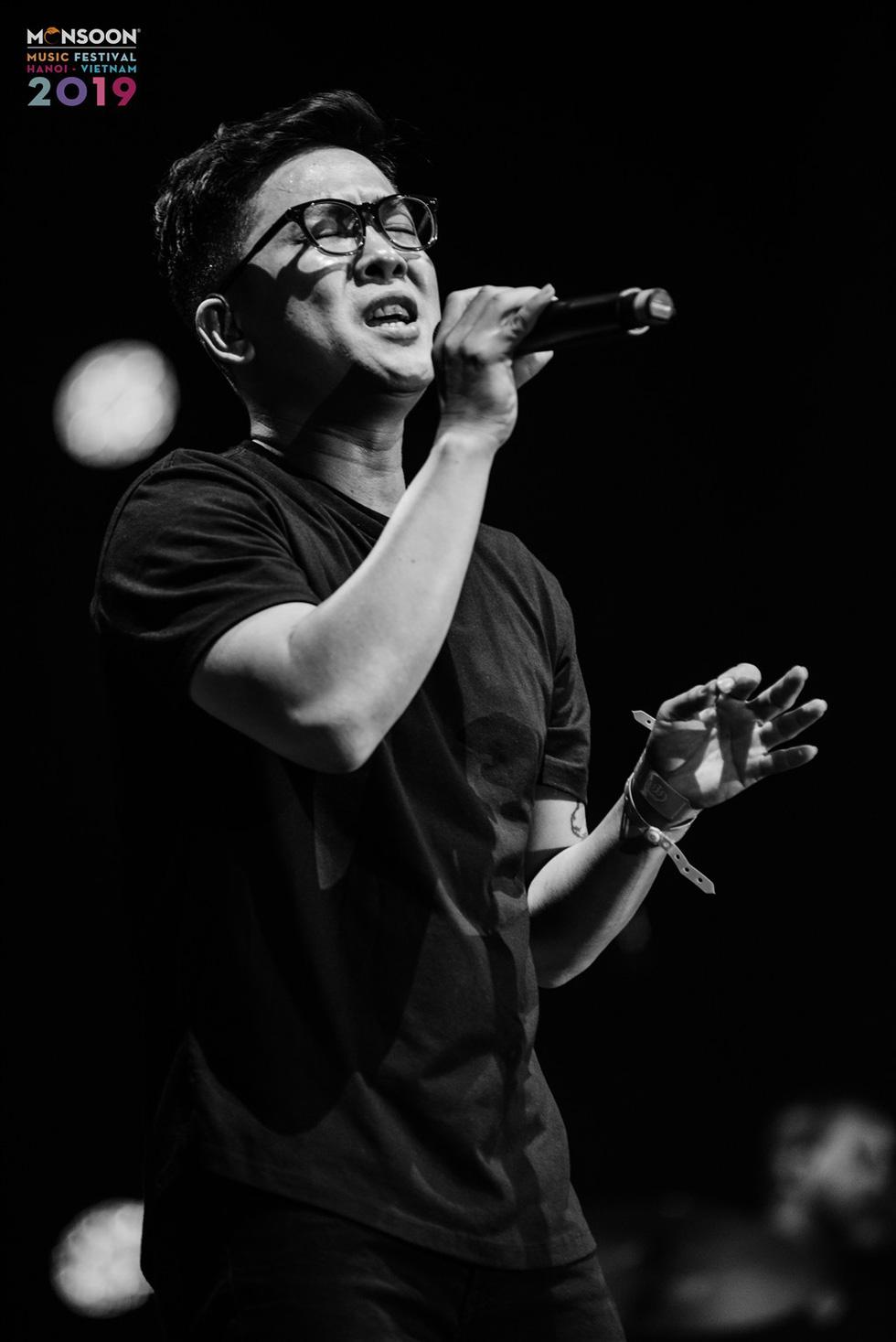 Nhạc sĩ Quốc Trung giấu giờ diễn của Monsoon vì lý do gì? - Ảnh 7.