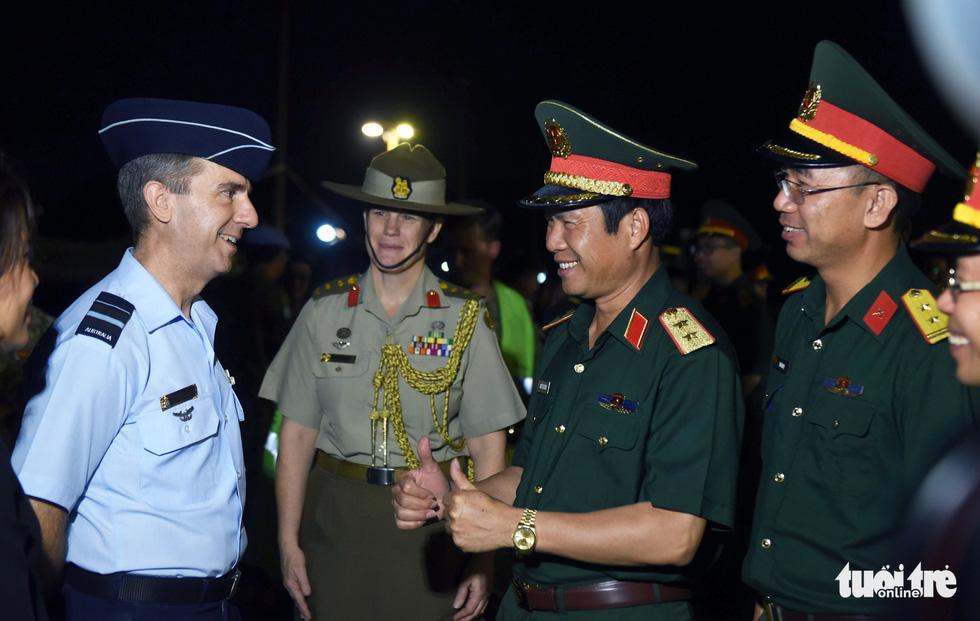 Chiến sĩ mũ nồi xanh về nước sau 1 năm làm nhiệm vụ ở Nam Sudan - Ảnh 4.
