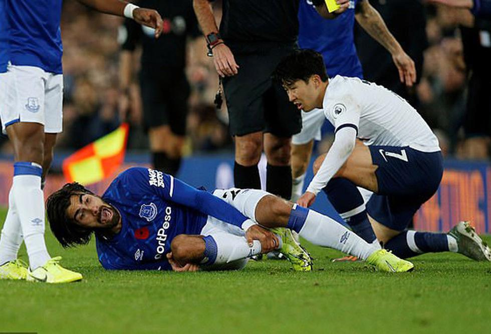 Son Heung Min khóc nức nở sau cú vào bóng khiến cầu thủ Everton gãy chân - Ảnh 5.