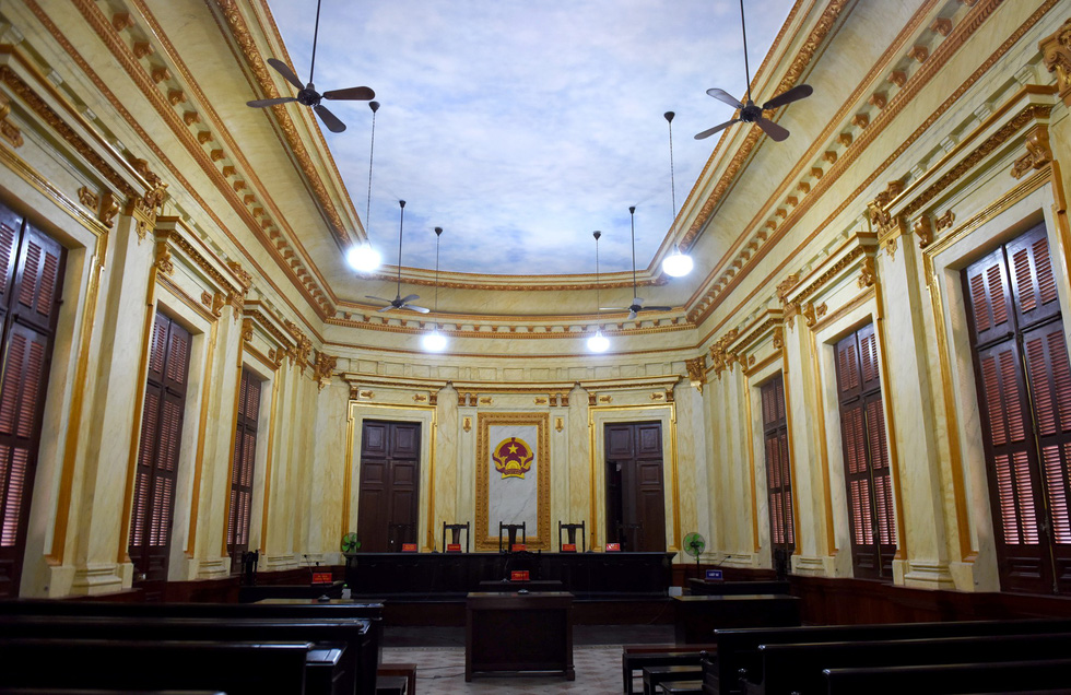 Tòa án nhân dân TP.HCM sẽ có bảo tàng nhỏ cho khách tham quan - Ảnh 3.