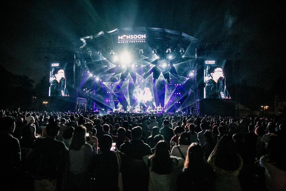 Phút cuối Monsoon: Khán giả níu chân ban nhạc Hàn Quốc Hyukoh - Ảnh 16.