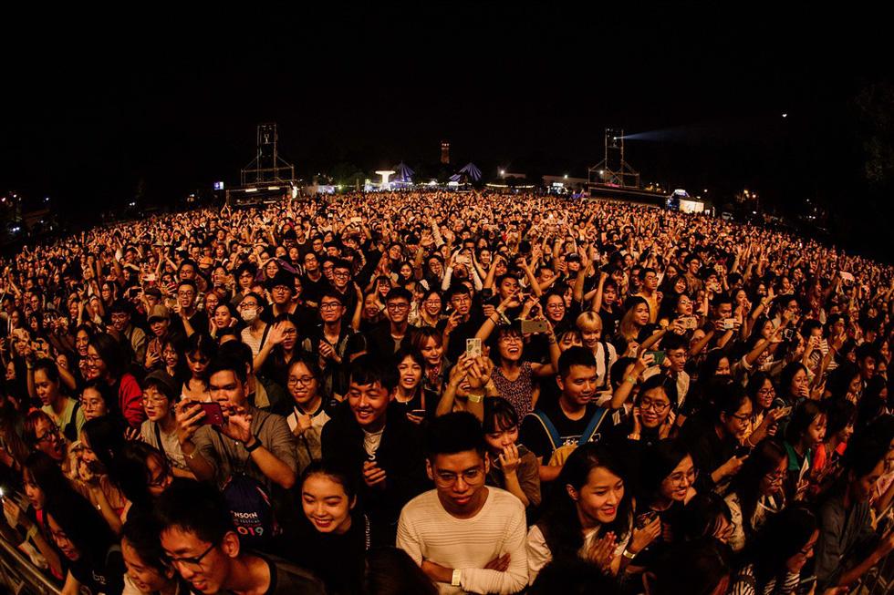Phút cuối Monsoon: Khán giả níu chân ban nhạc Hàn Quốc Hyukoh - Ảnh 15.