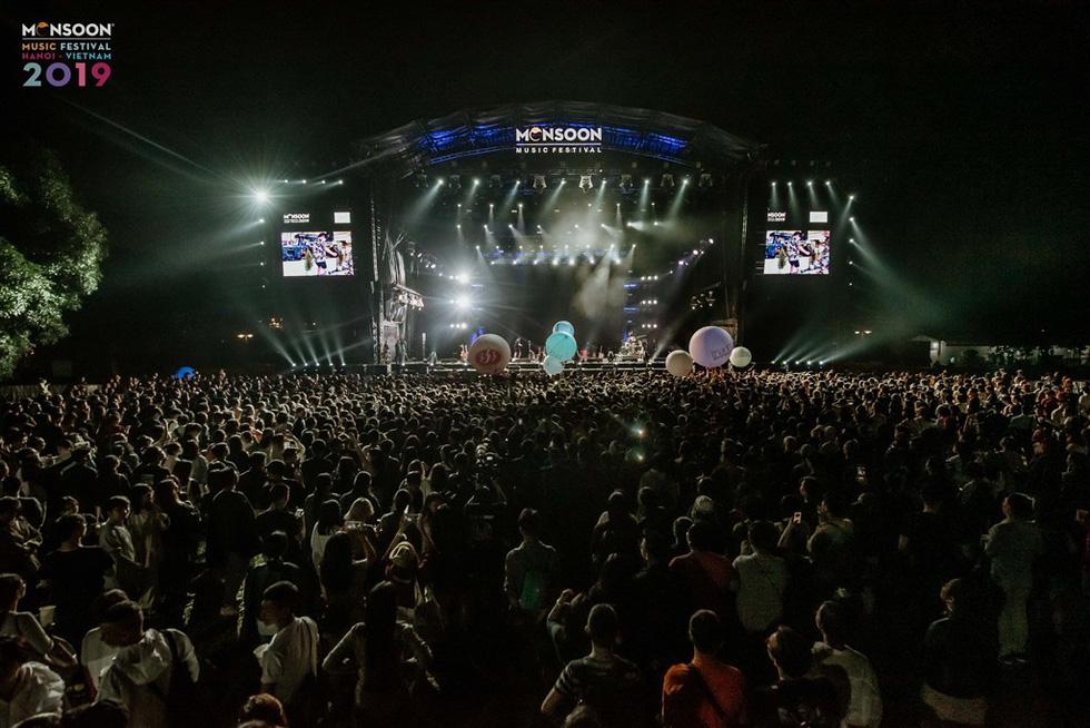 Phút cuối Monsoon: Khán giả níu chân ban nhạc Hàn Quốc Hyukoh - Ảnh 7.