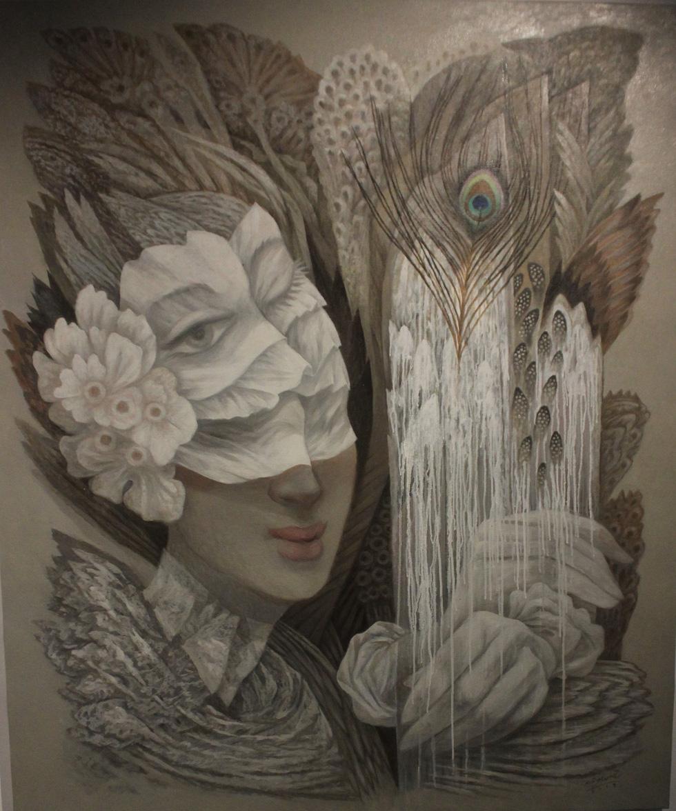 Tiệc hội họa thịnh soạn của các nghệ sĩ châu Á tiêu biểu tại Hà Nội - Ảnh 13.