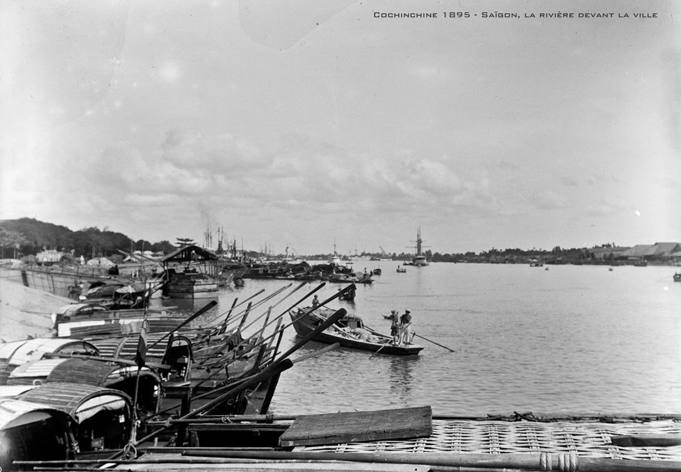 Xem bản đồ và hình ảnh hiếm có của Sài Gòn xưa - Ảnh 1.